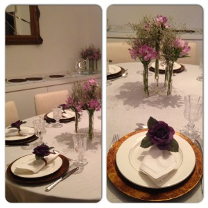 detalhes da mesa