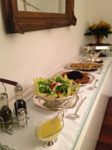 Buffet de comida
